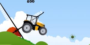 Hra - Ben 10 Tractor