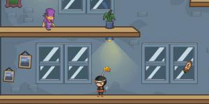 Hra - Ninja Stealth