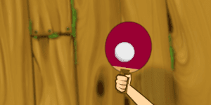 Hra - Paddle Ball