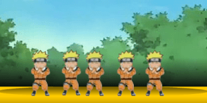 Hra - Který je to Naruto?