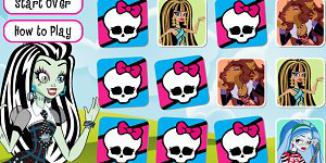 Hra - Monster High Memory