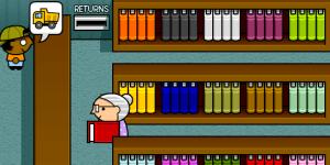 Hra - Lightning Librarian