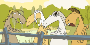 Singing Horses