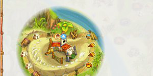 Hra - Island Tribe 2