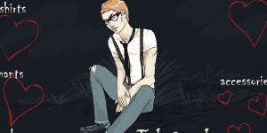 Hra - Edward Cullen