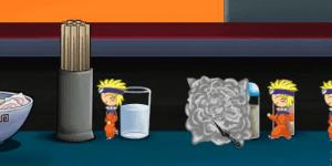 Hra - Naruto Ramen Defender