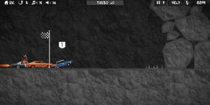 Hra - Renegade racing