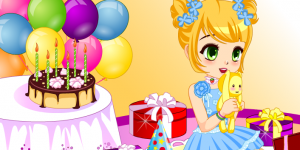 My Birthday Dressup