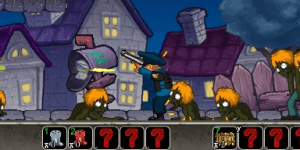 Hra - Zombie Trapper