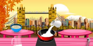 Hra - London Pineapple Ice Cream