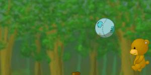 Hra - Bear Ball