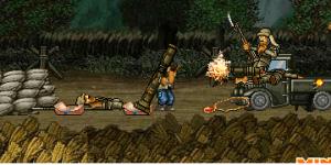 Hra - Comando 2