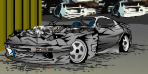 Destroy The Car