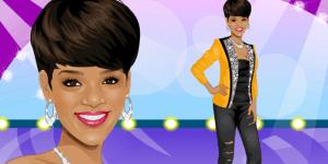 Hra - Rihanna oblíkačka