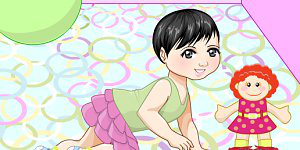 Hra - Cute Baby