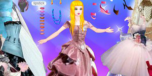 Hra - Barbie Wedding