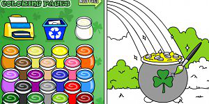 Stpatrick Coloring