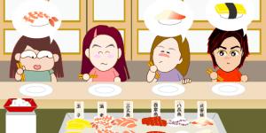 Hra - Sushi