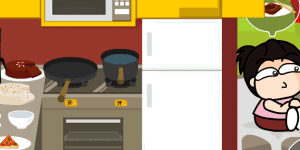 Hra - Obsluha hostů