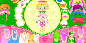 Hra - Princess Dressup 3