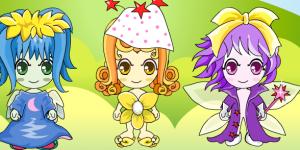 Hra - Cutie Angels