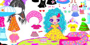 Hra - Fairy Dressup 5