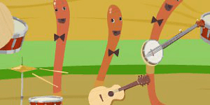 Musical Worms