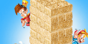 Hra - Rice Krispies