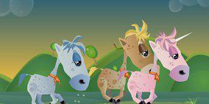 Hra - Koňské závody