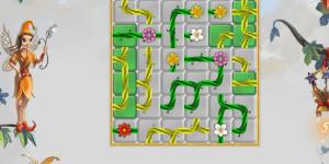 Hra - Květinová země