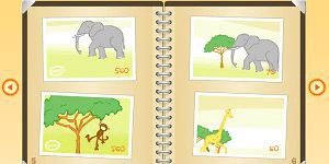 Hra - Focení v safari