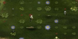 Hra - Uteč z bažiny