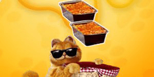 Hra - Garfield Food Frenzy