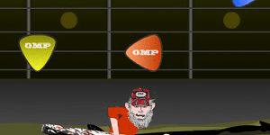 Mr Mucky Guitar