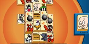 Loony Tunes Mahjong
