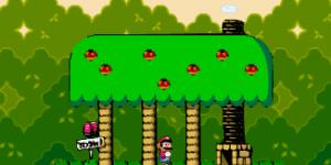 Super Mario Vetorial