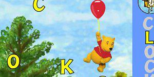 Hra - Winnie the Pooh Ball