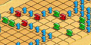 Hra - Flash Minesweeper