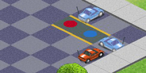 Hra - Parking Mania