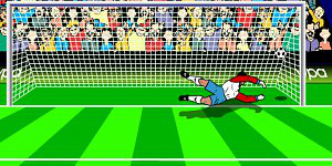 Hra - Penalty Shootout 1
