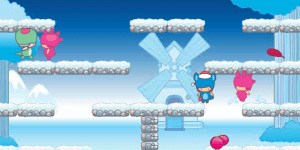 Hra - Frost Garden