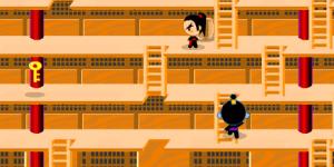 Hra - Ninja Keys