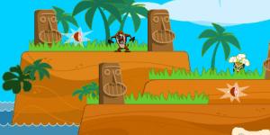 Hra - Taz Tropical Havoc