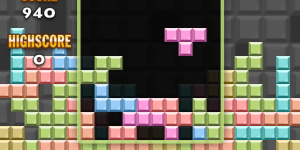 Hra - Tetris Returns
