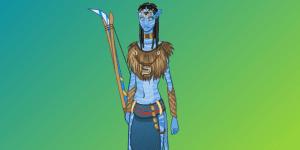 Hra - Avatar oblíkačka