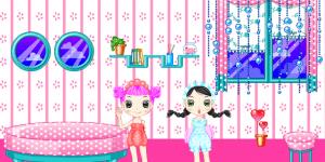 Midnight dollhouse