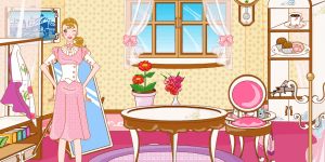 Tearoom decoration