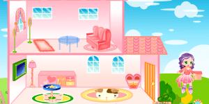 Pink dollhouse 2