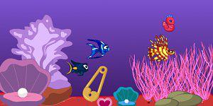 Hra - Bratz babyz Fish Tank