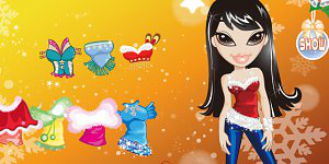 Hra - Bratz Fashion Christmas